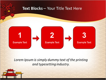China Design PowerPoint Template - Slide 51