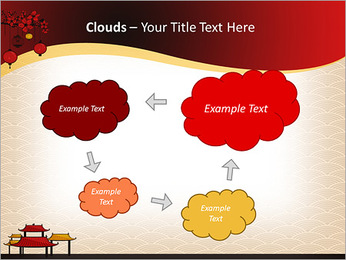 China Design PowerPoint Template - Slide 52