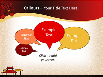 China Design PowerPoint Template - Slide 53