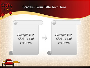 China Design PowerPoint Template - Slide 54