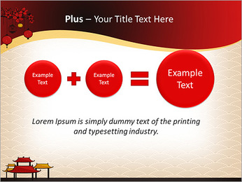 China Design PowerPoint Template - Slide 55