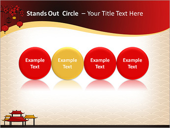 China Design PowerPoint Template - Slide 56