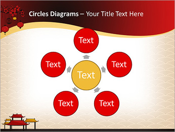 China Design PowerPoint Template - Slide 58