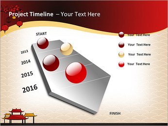 China Design PowerPoint Template - Slide 6