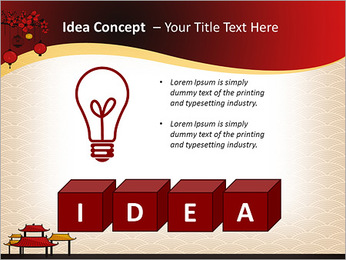 China Design PowerPoint Template - Slide 60