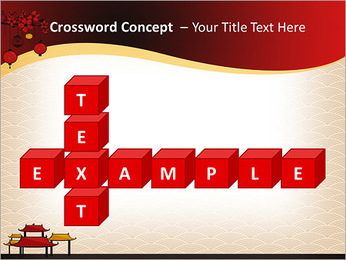 China Design PowerPoint Template - Slide 62