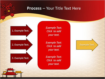 China Design PowerPoint Template - Slide 65