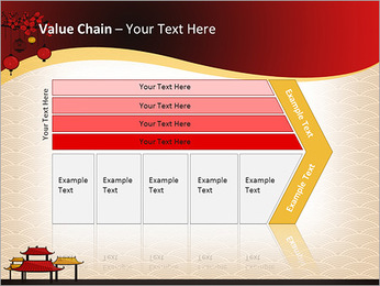 China Design PowerPoint Template - Slide 7
