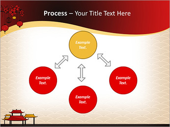 China Design PowerPoint Template - Slide 71