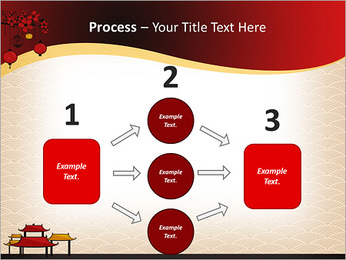 China Design PowerPoint Template - Slide 72