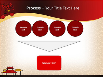 China Design PowerPoint Templates - Slide 73