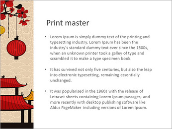 China Design PowerPoint Templates - Slide 76