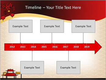 China Design PowerPoint Templates - Slide 8