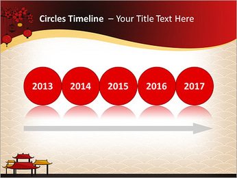 China Design PowerPoint Template - Slide 9