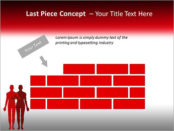 Relationship Puzzle PowerPoint Templates - Slide 26
