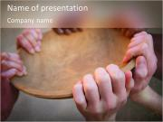 Starve Children PowerPoint Templates