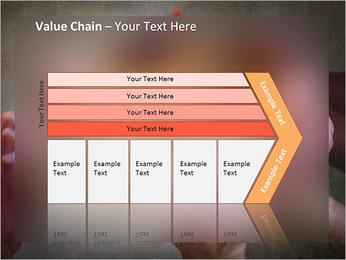 Starve Children PowerPoint Template - Slide 7