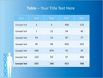 DNA PowerPoint Template - Slide 35