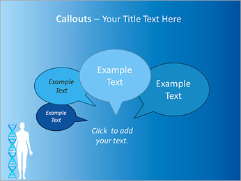 DNA PowerPoint Template - Slide 53