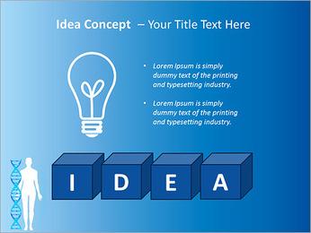 DNA PowerPoint Template - Slide 60