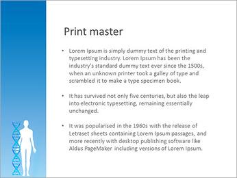 DNA PowerPoint Template - Slide 76
