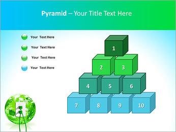 Green Energy Source PowerPoint Template - Slide 11