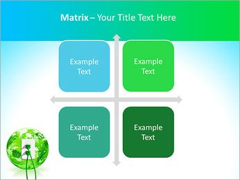 Green Energy Source PowerPoint Template - Slide 17
