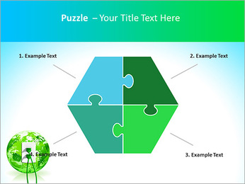 Green Energy Source PowerPoint Template - Slide 20