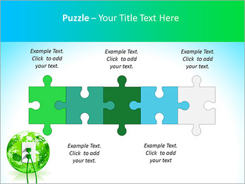 Green Energy Source PowerPoint Template - Slide 21