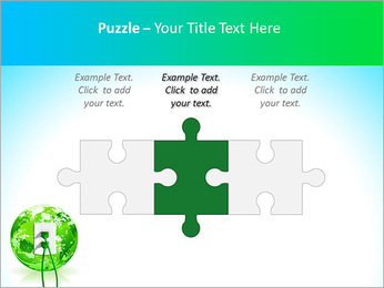 Green Energy Source PowerPoint Template - Slide 22