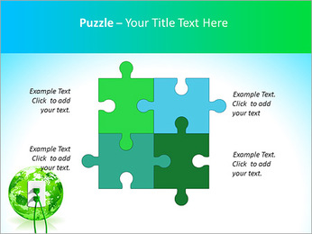 Green Energy Source PowerPoint Template - Slide 23