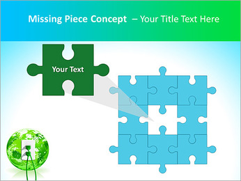 Green Energy Source PowerPoint Template - Slide 25