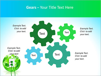 Green Energy Source PowerPoint Template - Slide 27