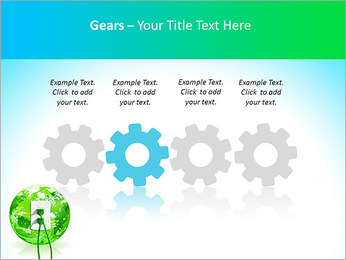 Green Energy Source PowerPoint Template - Slide 28