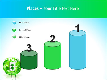 Green Energy Source PowerPoint Template - Slide 45