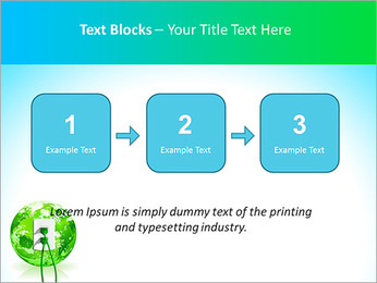 Green Energy Source PowerPoint Template - Slide 51
