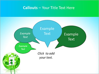 Green Energy Source PowerPoint Template - Slide 53