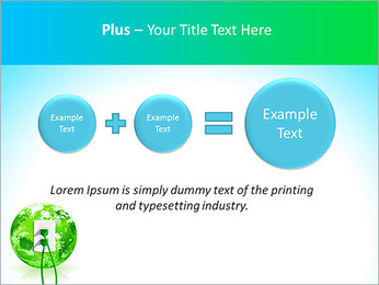 Green Energy Source PowerPoint Template - Slide 55