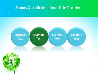 Green Energy Source PowerPoint Template - Slide 56