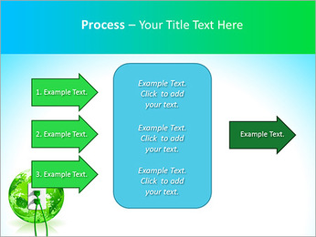 Green Energy Source PowerPoint Template - Slide 65