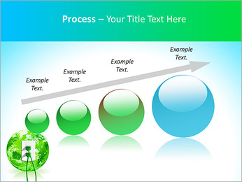Green Energy Source PowerPoint Template - Slide 67