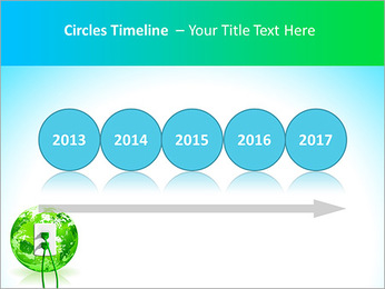 Green Energy Source PowerPoint Template - Slide 9