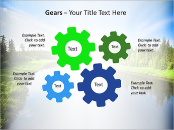 Beautiful Lake PowerPoint Templates - Slide 27