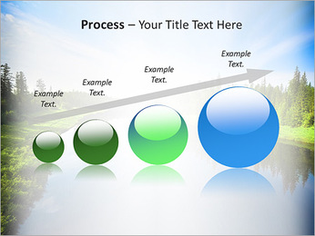 Beautiful Lake PowerPoint Templates - Slide 67
