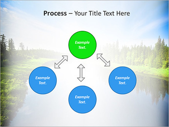 Beautiful Lake PowerPoint Template - Slide 71