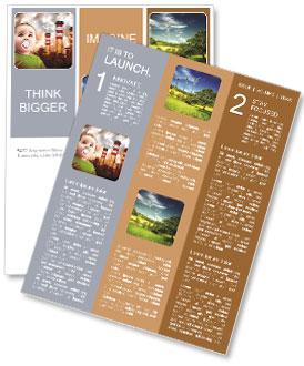 Ecology For Children Newsletter Template