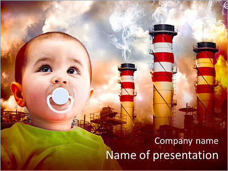 Ecology For Children PowerPoint Templates