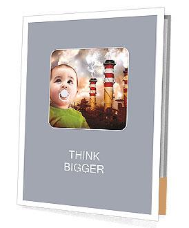 Ecology For Children Presentation Folder