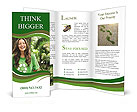 Eco Activist Brochure Template