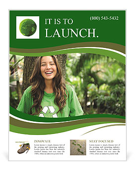 Eco Activist Flyer Templates